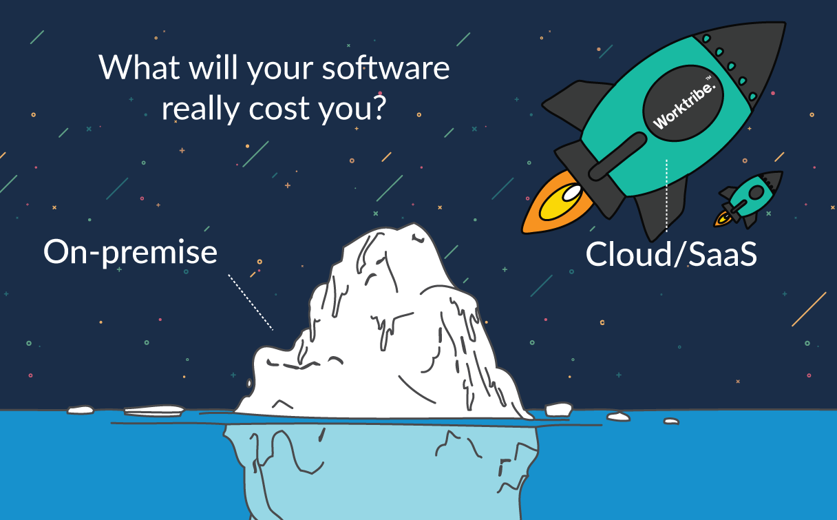 Cloud / SaaS vs on-premise: are we really still having this conversation?