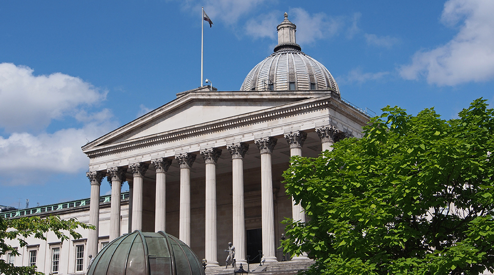 Using rich data from Worktribe to inform strategic decision making at University College London